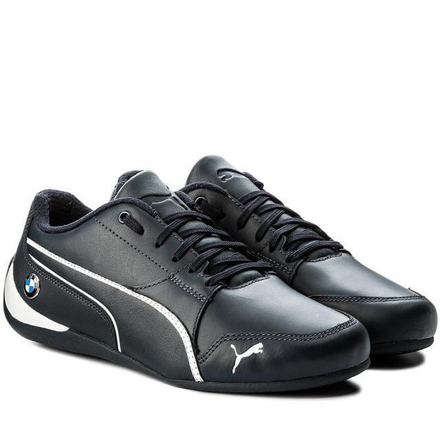 Кроссовки мужские Puma BMW Ms Drift Cat 7 305986 01 (темно-синие ... 6806711ba1b