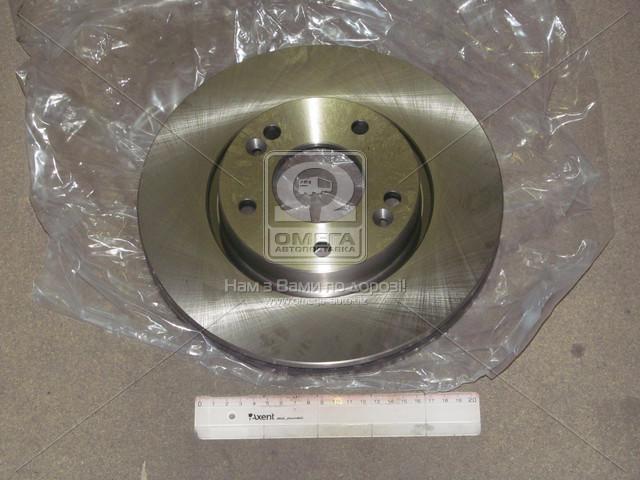 Диск тормозной HYUNDAI SONATA V, TUCSON передний, вент. (пр-во REMSA) 6663.10
