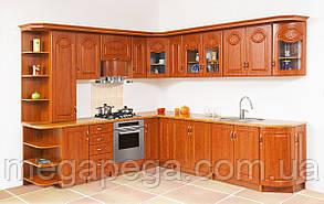 Кухня Тюльпан МДФ продается комплектами и по модулям