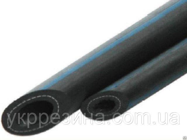 Рукав (шланг) кислородный  Ø 6 мм для газовой сварки,  III–6–2,0 ГОСТ 9356-75
