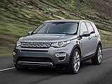 Коврики автомобильные Land Rover Discovery Sport (L550) 2014-2019 Комплект из 4-х ковриков Stingray, фото 10