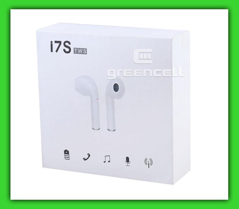 Навушники Еаг Pods для iOs і Android i7S (репліка)