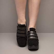 Кроссовки на липучках 8413 40 размер, фото 3
