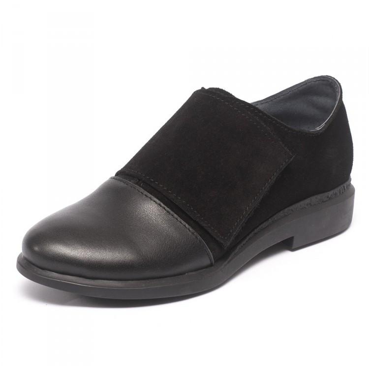 Туфли на липучке 8303