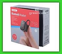 Bluetooth гарнитура Remax T18