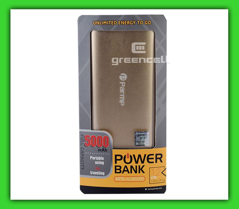 Power Bank Parmp MPB ALM5000 mAh