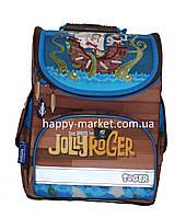 Ранец ортопедический каркасный Tiger 2018 Jolly Roger №NQAA-A01