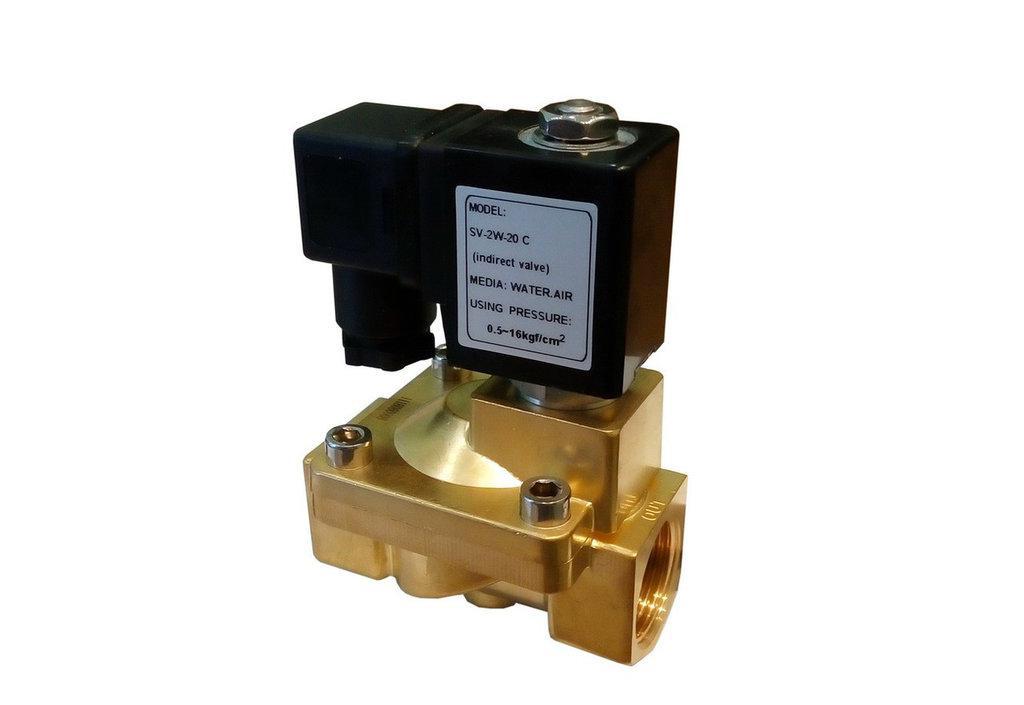 Электромагнитный клапан 2W-20C (NBR)
