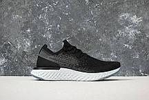 Мужские кроссовки Nike Epic React Flyknit AQ0067-001, Найк Эпик Реакт Флайнит, фото 2