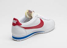 Женские кроссовки Nike Classic Cortez Leather Forrest Gump 749571-154, Найк Кортез, фото 3