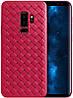 Чехол-накладка Rock TPU Ultrathin Weaving Protective Case Samsung Galaxy S9 Plus G965F Red