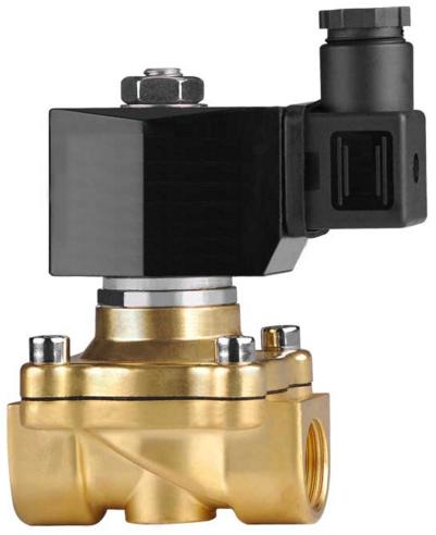 Електромагнітний клапан 2W-25C (NBR)