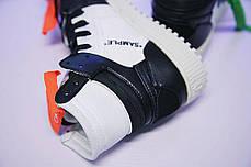 Женские кроссовки Off-white Low 3.0 Hi-Top BW OMIA065R198000161000, Оф вайт Лов 3.0, фото 2