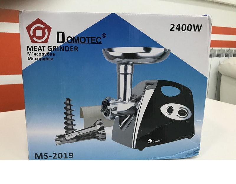 Мясорубка электрическая DоmоTеc МS2019 (соковыжималка)