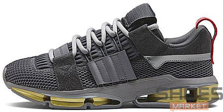 Мужские кроссовки Adidas Consortium Twinstrike ADV Grey CQ1866, Адидас Консортиум Твинстрайк, фото 2