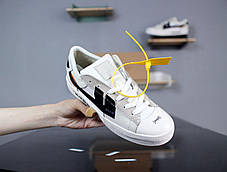 Мужские кроссовки The Remade x K.Yee OW White/Black, фото 2
