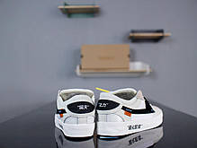 Мужские кроссовки The Remade x K.Yee OW White/Black, фото 3