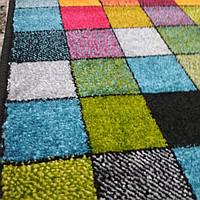 Ковёр Kolibri мелкие квадраты 2.00х3.00 м., фото 1