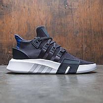 977099a1 Женские кроссовки Adidas EQT Basketball ADV Black/Blue купить в ...