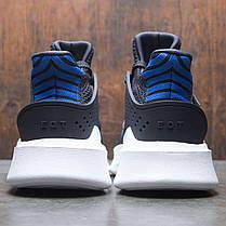 58fcb708 Мужские кроссовки Adidas EQT Basketball ADV Black/Blue купить в ...