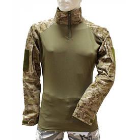 Тактическая рубашка убакс MARPAT Desert х/б