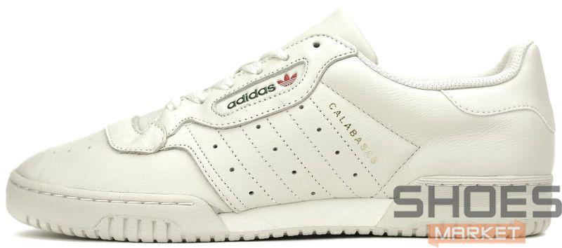 Женские кроссовки Adidas Yeezy Powerphase Calabasas CQ1693, Адидас Изи Поверфаз Калабасас