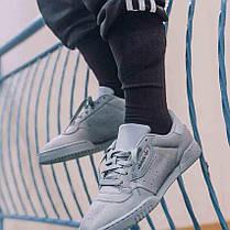 Мужские кроссовки Adidas Yeezy Powerphase Calabasas Grey CG6422, Адидас Изи Поверфаз Калабасас, фото 3