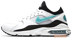Женские кроссовки Nike Air Max 93 White/Black/Lible