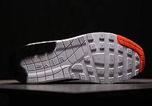 Мужские кроссовки Nike Air Max 1 SE Orange Just Do It AO1021 800, Найк Аир Макс 1, фото 3