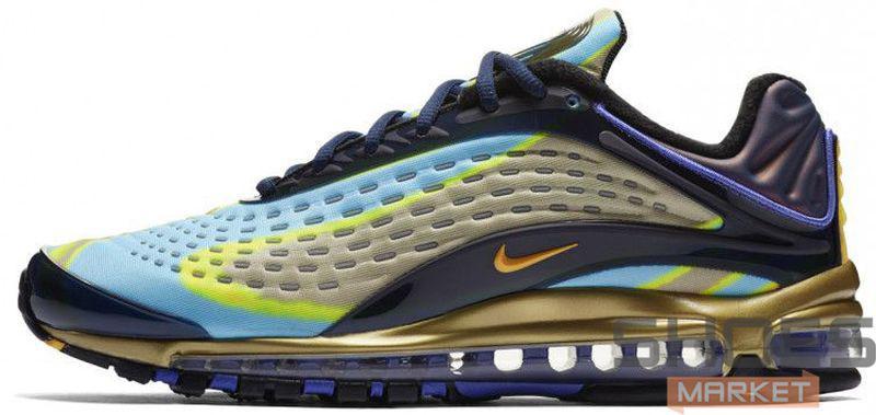 Женские кроссовки Nike Air Max Deluxe (gs) AR0115-401, Найк Аир Макс Делюкс