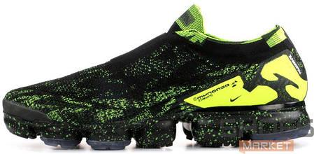 Мужские кроссовки Nike Air VaporMax Moc 2 Acronym Black AQ0996-007, Найк Аир Вапор Макс, фото 2