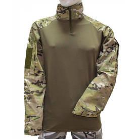 Тактическая рубашка убакс рип-стоп мультикам