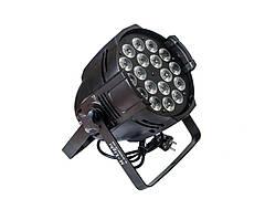LED Прожектор M-Light ML-56 RGBW 18x10W. Светодиодный Par 56