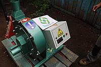 Молоткова дробарка тирси (8 кВт, 250 кг/годину)