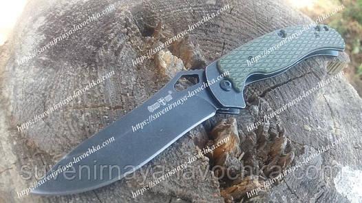 Нож складной 10609 Spyder