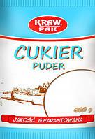 Сахарная пудра Cukier Puder Kraw Pak 400г Польша