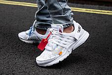 """Мужские кроссовки Nike Air Presto X Off-White """"White"""" AA3830-100, Найк Аир Престо, фото 2"""