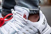 """Мужские кроссовки Nike Air Presto X Off-White """"White"""" AA3830-100, Найк Аир Престо, фото 3"""
