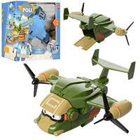 Трансформер RP, робот+самолет, 18см, 2 вида, в кор. 22*22*11см (24шт)