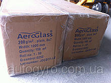 Стеклоткань AEROGLASS 200g/m2 płótno 8x7
