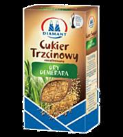 Сахар тростниковый коричневый Cukier Trzcinowy Diamant 500г Польша