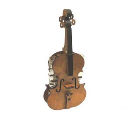 """Подарочный набор рюмок """"Скрипка"""""""