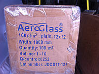 Стеклоткань AEROGLASS 160g/m2 płótno 12x12