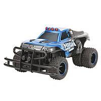 Радиоуправляемая игрушка YED Tire Chariot джип на р/у 1:16 4x4 Синий (SUN1373)