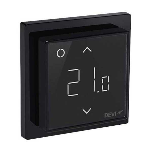 Терморегулятор DEVIreg Smart Wi-Fi Black