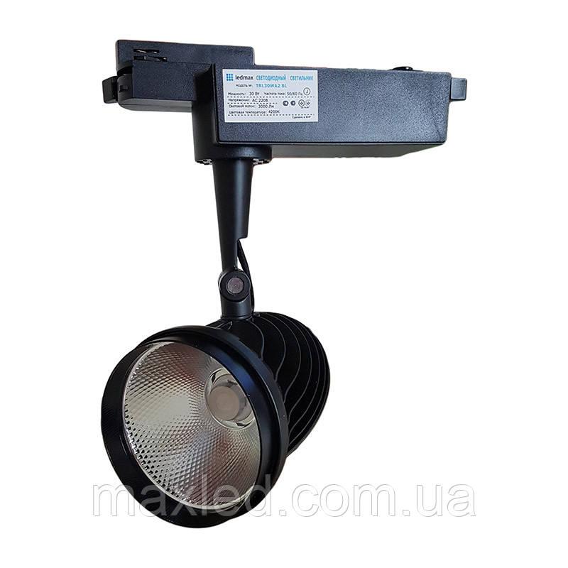 Світильник світлодіодний TRL30WA2 BL ЧОРНИЙ