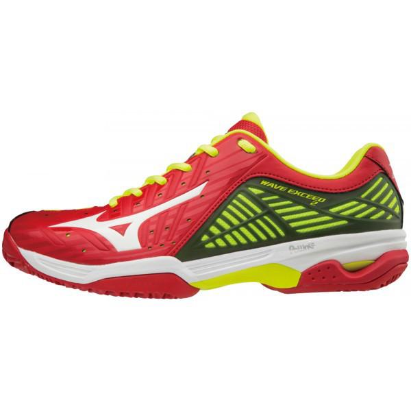 Кроссовки теннисные Mizuno Tennis Wave Exceed 2 CC 61GC1822-62
