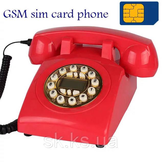 Стационарный gsm телефон sertec z092