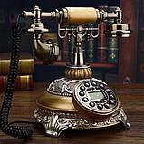 Стаціонарний gsm телефон sertec r902, фото 4