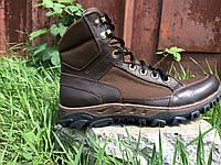 Берцы, тактические ботинки, коричневые